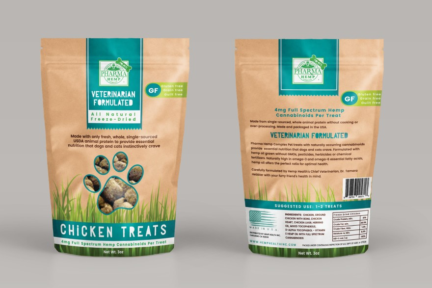PHC Chicken Dog Treats